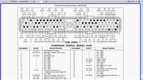 ford ignition module wiring diagram ford ignition