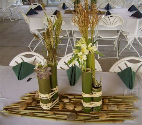 Bamboo Vase Ideas by The 25 Best Ideas About Bamboo Centerpieces On