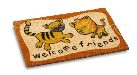 Large Coir Doormat by New Large Coir Door Mat Floor Reception Entrance Door Mat