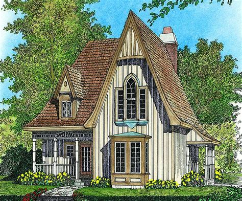 revival house plans charming revival cottage 43002pf architectural designs house plans