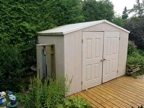 royal outdoor products insulated shed  sale