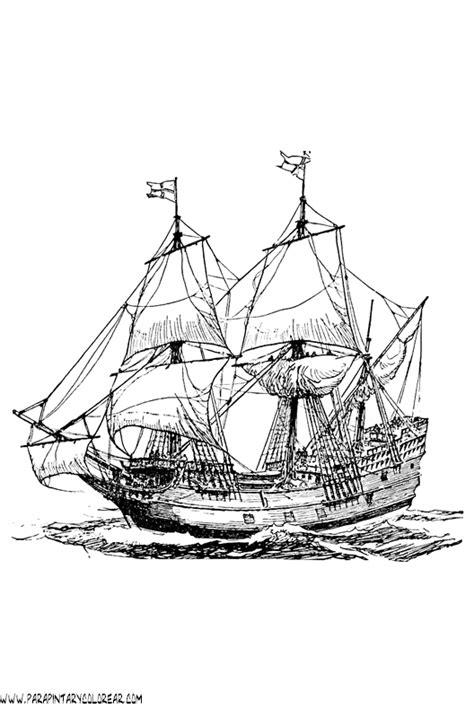 barco fantasma dibujo dibujos debarcos imagui