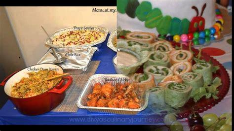 Kindergeburtstag Essen Ideen by 1st Birthday Food Ideas Www Pixshark Images