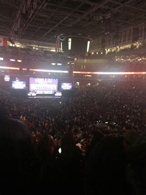 irc section 121 california air canada centre section 105 concert seating