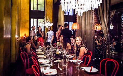 Top 10 Bars Melbourne Cbd Libertine Bar Amp Restaurant Group Dining Hidden City