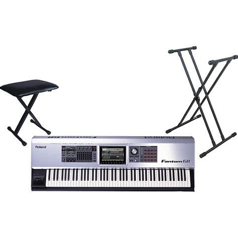 Keyboard Roland Fantom G8 roland fantom g8 package music123