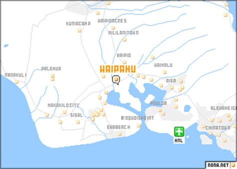 waipahu map waipahu united states usa map nona net