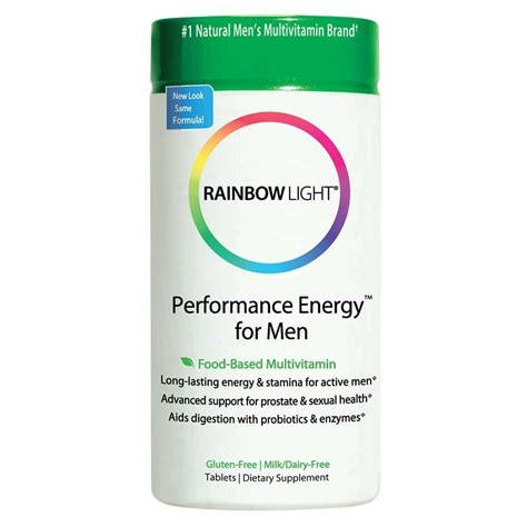 rainbow light performance energy for try the best multivitamin for energy in men from