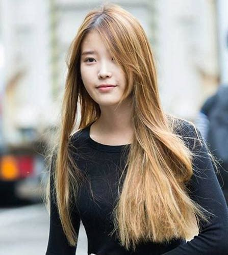 Iu Hairstyle by Taeyeon Hairstyles And Hair Colors Korean Hairstyle Trends