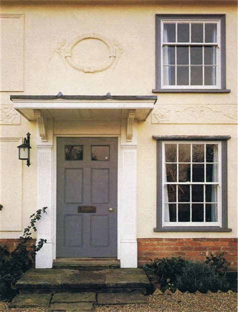 Georgian Front Door Exterior Paint And Front Doors Georgian Front Doors
