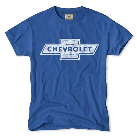 chevrolet t shirts chevy logo t shirt