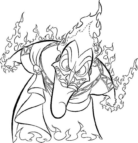 coloring page hercules coloring pages 23