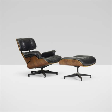 Eames 670 Lounge Chair Ottoman by 137 Charles And Eames Lounge Chair Model 670 And