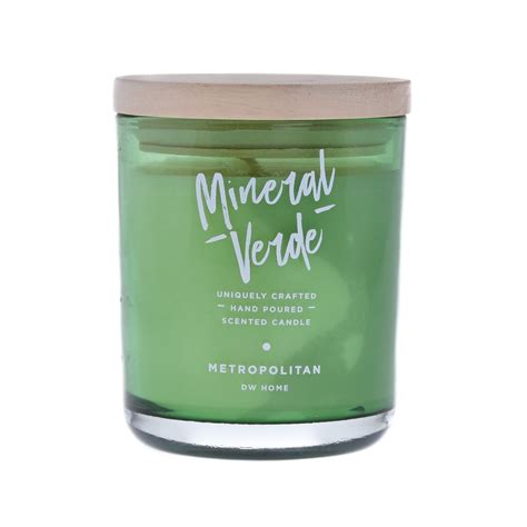 dw home scented candles modern metropolitan collection