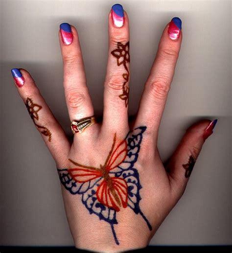 royal friends club henna or mehndi designs
