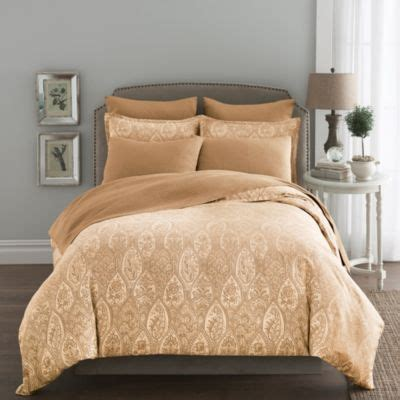 cream and gold bedding buy cream gold bedding from bed bath beyond