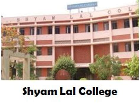 Delhi School Of Economics Mba Cut 2016 by Shyam Lal College Delhi Admission 2015 2016 Cut