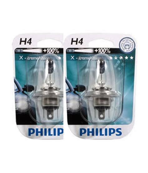philips extreme x treme vision car headlight bulbs bulb