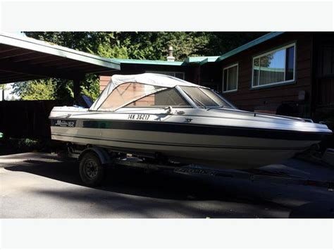 malibu boats hp 1992 malibu 162 powerboat with 48 hp evinrude outboard