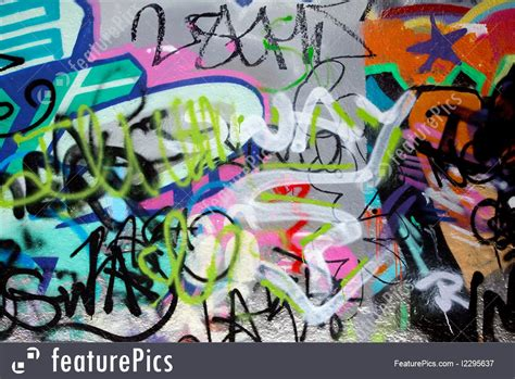 picture  abstract colorful graffiti