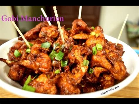Hebbar S Kitchen Gobi 65 by Gobi Manchurian Recipe Gobi Manchurian How To Make