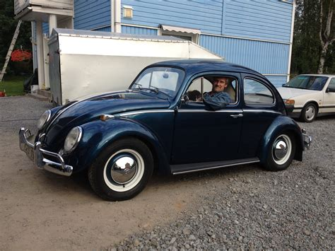 Classic Vw Bugs Vintage Volkswagen Beetle Fans From
