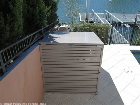Pool Filter Cover Shed by Aluminium Pool And Gas Bottle Enclosure Covers