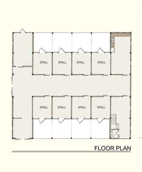 goat barn floor plans 13 best images about barn plans on pinterest a chicken