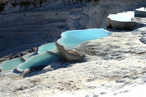 pamukkale hot springs pamukkale turkey natural hot springs