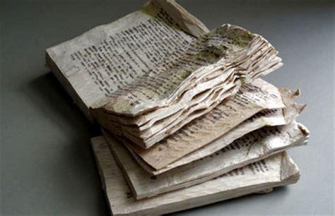 my imaginary water damaged book