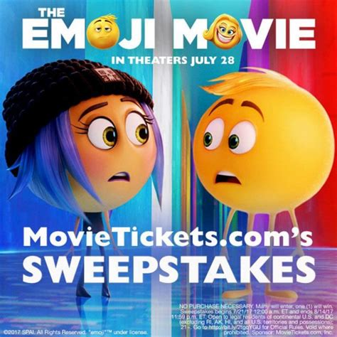 Movie Sweepstakes - sweepstakeslovers daily fandango movietickets more