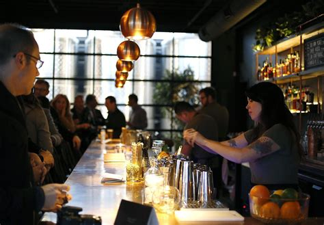 Watershed Distillery Kitchen by Watershed Distillery Opens Companion Restaurant News