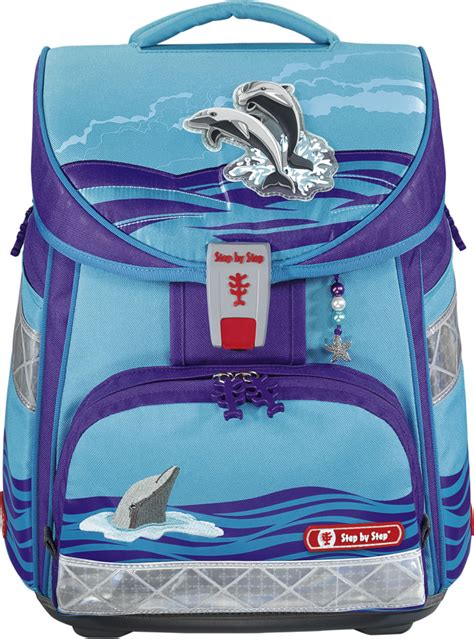 by step step by step comfort schulranzen set happy dolphins 4
