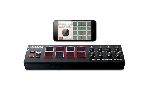 R E A D Y Akai Lpd8 Pad Controller lpd8 wireless akai professional iconic