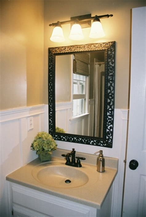 updating a small bathroom on a budget a bathroom update on a budget dream home pinterest