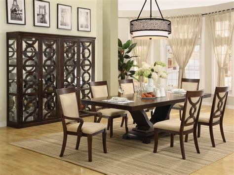 decorating dining room tables amazing decorating ideas for dining rooms that inspire