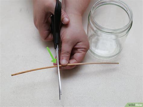 stoppini candele 3 modi per realizzare degli stoppini per candele