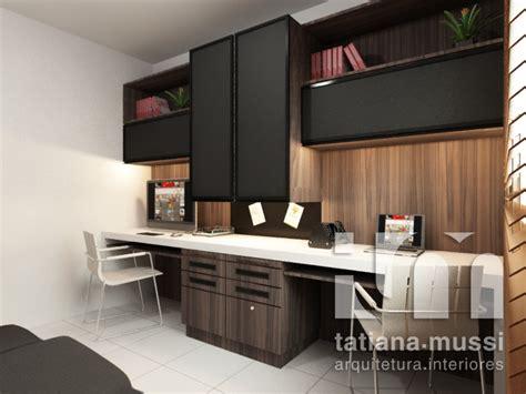 escritorio quarto de hospedes tatiana mussi arquitetura e interiores escrit 243 rio e