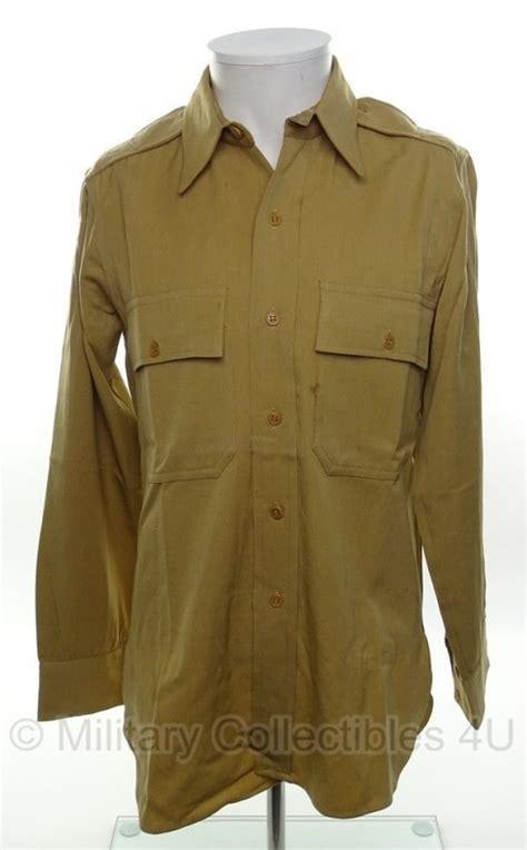 Army Bb Dc Freya 1 us wo2 kleding broeken overhemden collectibles 4u