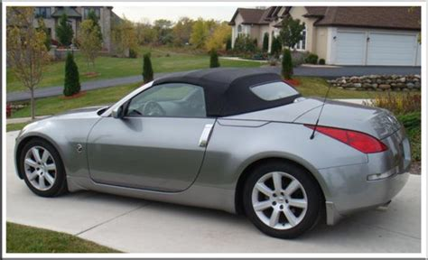 convertible nissan truck nissan 350z convertible looks like my baby cars and