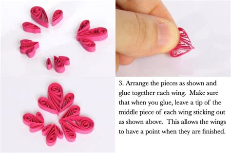 How To Make Quilling Paper - the gallery for gt quilling flowers tutorial