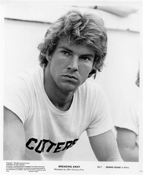 dennis quaid young a young dennis quaid is the only reason to suffer through