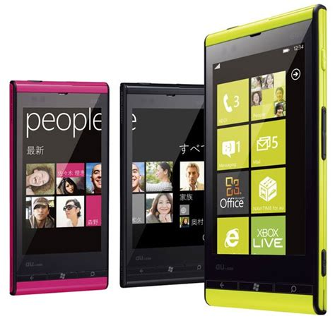 Hp Toshiba Windows Phone Is12t toshiba windows phone is12t dane techniczne opinie recenzja phonesdata
