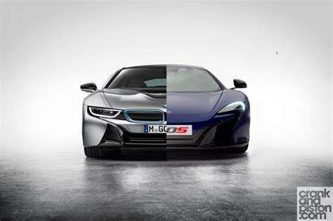 mclaren supercar 2017 bmw mclaren supercar to debut in 2017 crankandpiston com