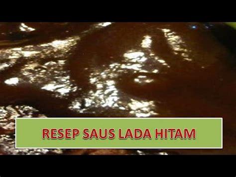 Saus Lada Hitam By Kurakushop resep saus lada hitam