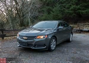 Chevrolet Impala 2016 2016 Chevrolet Impala Review Buick S Second Fiddle