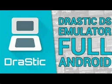 descargar drastic apk descargar emulador drastic root y no root apk instalaci 243 n y configuraciones