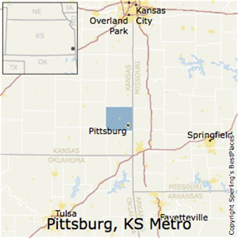 houses for rent in pittsburg ks best places to live in pittsburg metro area kansas