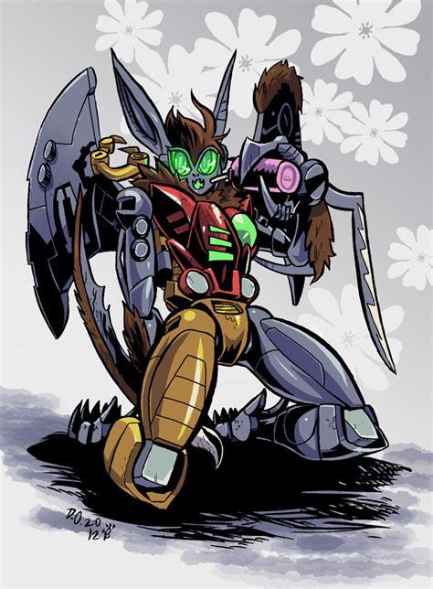 Transformers Beast Wars Transmetal Sonar sonar the maximal by weremole on deviantart