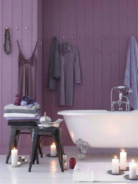 Eggplant Bathroom by Eggplant Bathroom I Especially Like The Wall Knobs
